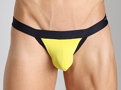 Tulio Slinky C-Ring Jockstrap Yellow