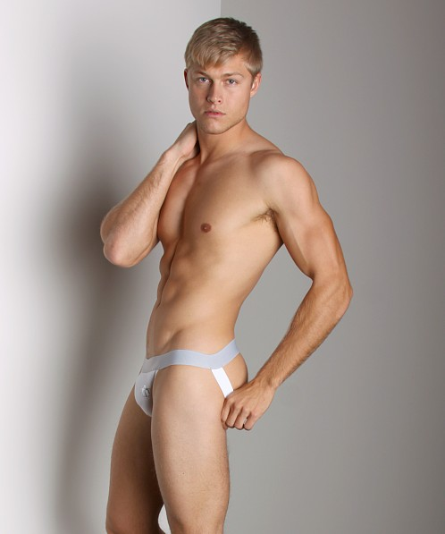 Intymen Swing Enhance Jockstrap White