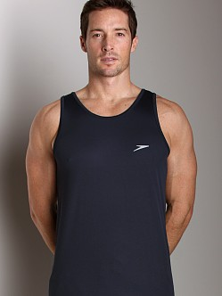 Speedo Loose Fit Swim Tank New Navy