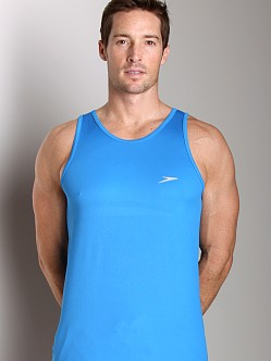 Speedo Loose Fit Swim Tank Royal Blue