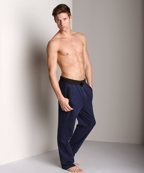 Hugo Boss Sweatpants Blue