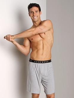 Hugo Boss Modal Shorts Grey