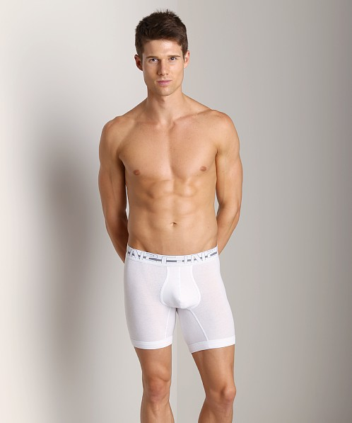 C-IN2 Baseflex Boxer Brief 2-Pack White