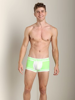 Pump Microshock Mesh Boxer Electric Green/White