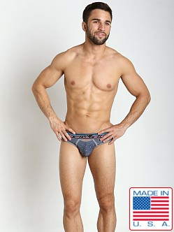 Pistol Pete Aurora Brief Gray