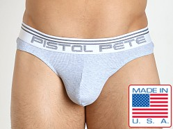 Pistol Pete Eros Thong Blue