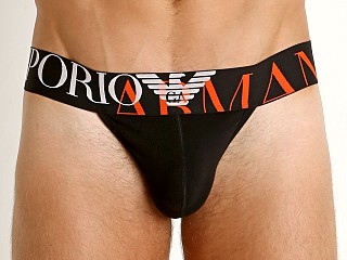 You may also like: Emporio Armani Mega Logo Jockstrap Black