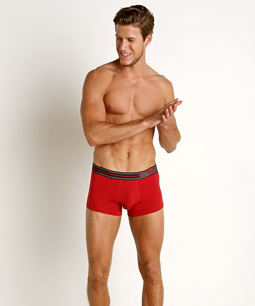Emporio Armani Athletics Trunk Ruby