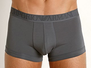 Emporio Armani Superfine Pima Cotton Trunk Anthracite