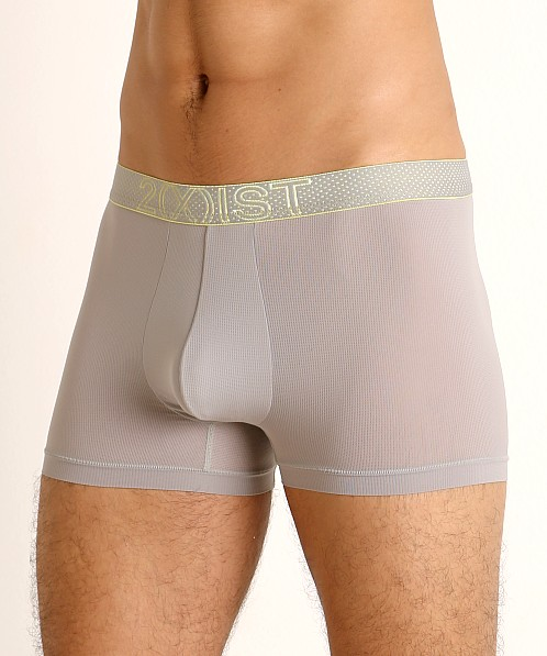 2xist Speed Dri Mesh Trunk Smoke Grey