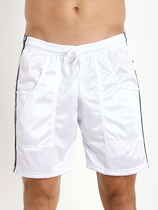 Complete the look: LASC Athletic Mesh Workout Short White
