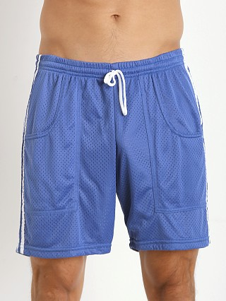 Complete the look: LASC Athletic Mesh Workout Short Royal