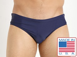 LASC Competition Swim Brief Navy