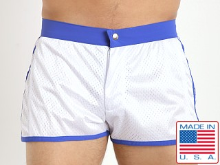 LASC Sixties Mesh Trunk White