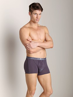 Balls in One Cotton Erector Trunk Grey