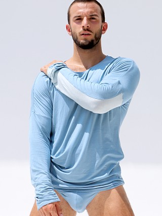 You may also like: Rufskin Oliver Rayon/Lycra Long Sleeve Tee Blue