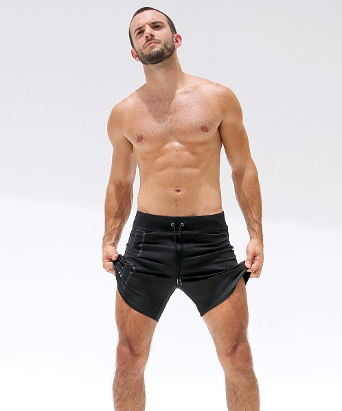Rufskin Numerik Eight Sport Short Black