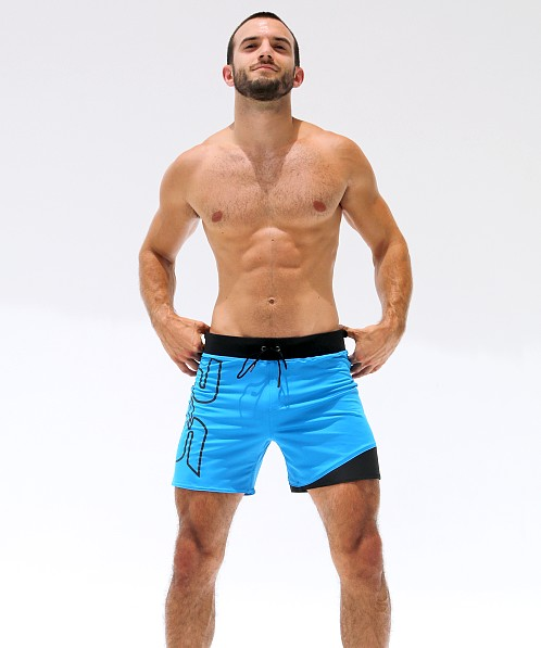Rufskin Numerik Eight Sport Short Blue