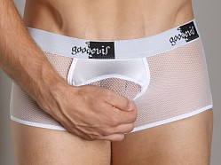 Good Devil Net Boxer White
