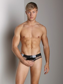 Good Devil Net Brief Black