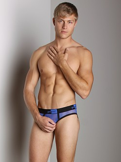 Good Devil Mesh Brief Royal