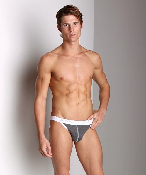 Go Softwear Pop Jockstrap Charcoal