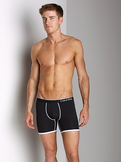 Calvin Klein One Microfiber Boxer Brief Black