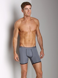 Calvin Klein One Microfiber Boxer Brief Spear