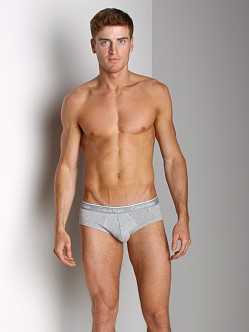 Calvin Klein One Cotton Stretch Brief Grey