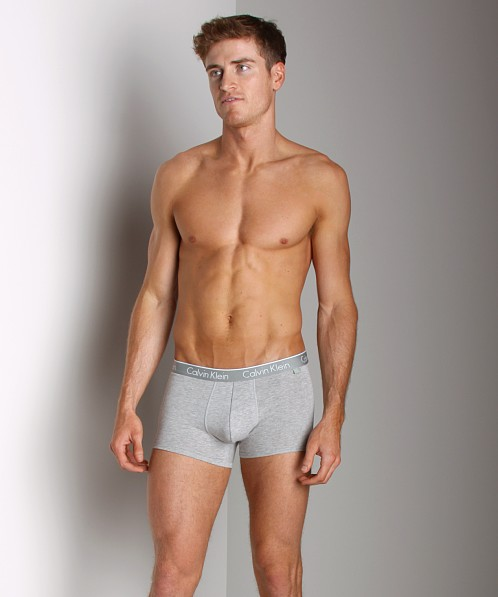Calvin Klein One Cotton Stretch Trunk Grey