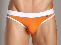 Tulio Vintage Jock Brief Orange/White