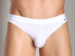 Tulio Vintage Jock Brief White
