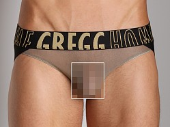 Gregg Homme Commando HyperStretch Jock Taupe