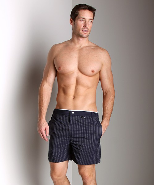 Hugo Boss Hawkfish Swim Shorts Navy