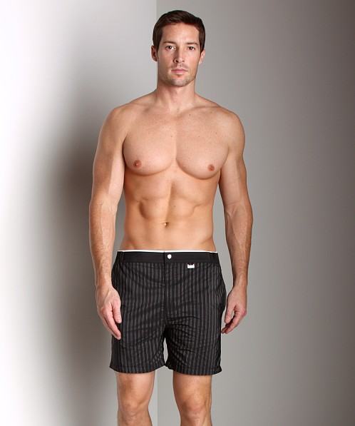 Hugo Boss Hawkfish Swim Shorts Black