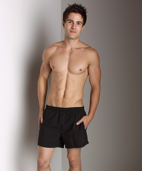 Hugo Boss Octopus Swim Shorts Black