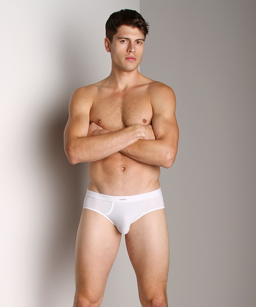 Olaf Benz 0914 Retrobrief White