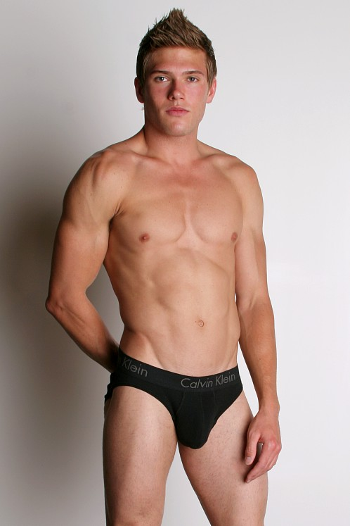 a483a3de21 Calvin Klein Body Boost Brief Black U2733-001 at International Jock