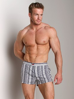 GrigioPerla Madagascar Yachting Shorts Blue