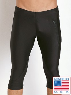 LASC 3/4 Gym Tight Black