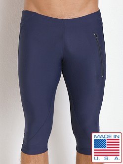 LASC 3/4 Gym Tight Navy