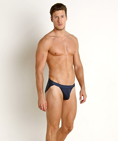 2xist Speed Dri Mesh Sport Brief Varsity Navy