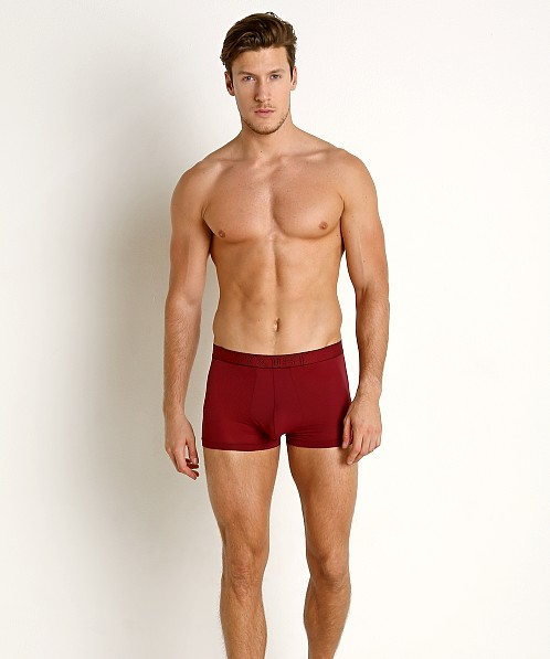 2xist Speed Dri Mesh Trunk Tawny Port
