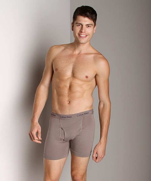 Calvin Klein Cotton Stretch 2 Pack Boxer Brief