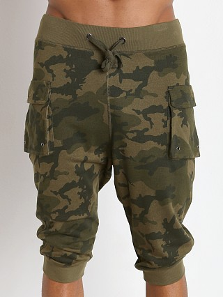 You may also like: 2xist Active Core Cargo Cropped Pant Olive Camo