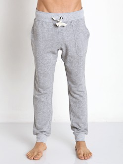 2xist Active Core Terry Sweatpant Light Grey Heather