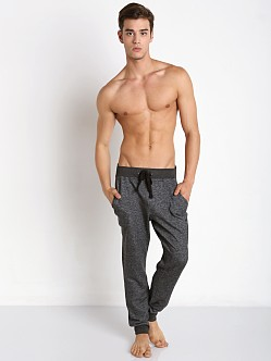 2xist Active Core Terry Sweatpant Black