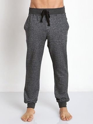 2xist Active Core Terry Sweatpant Black Heather