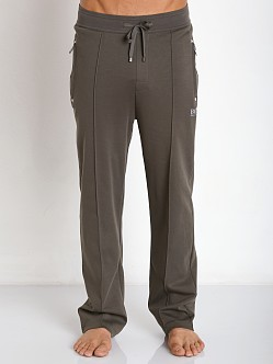 Hugo Boss Lounge Pant Dark Green