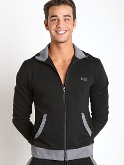 Hugo Boss Zipper Jacket Black